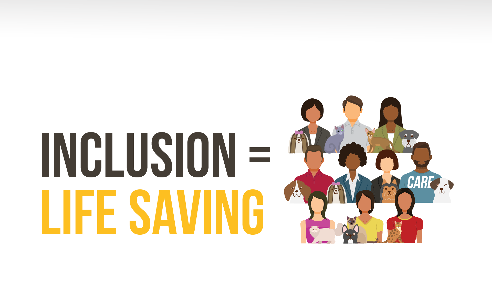 Inclusion = Lifesaving